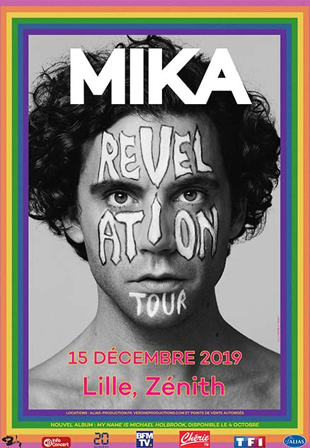 Mika au Zénith de Lille