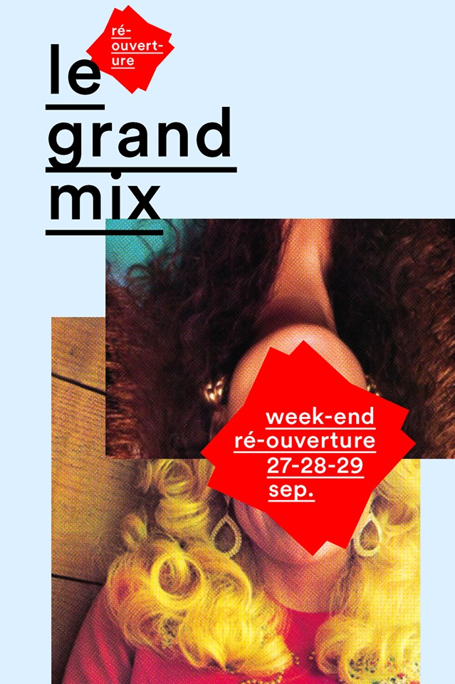 Le Grand Mix – L'inauguration officielle