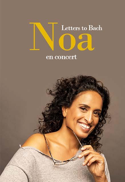 Noa au Théâtre Sébastopol