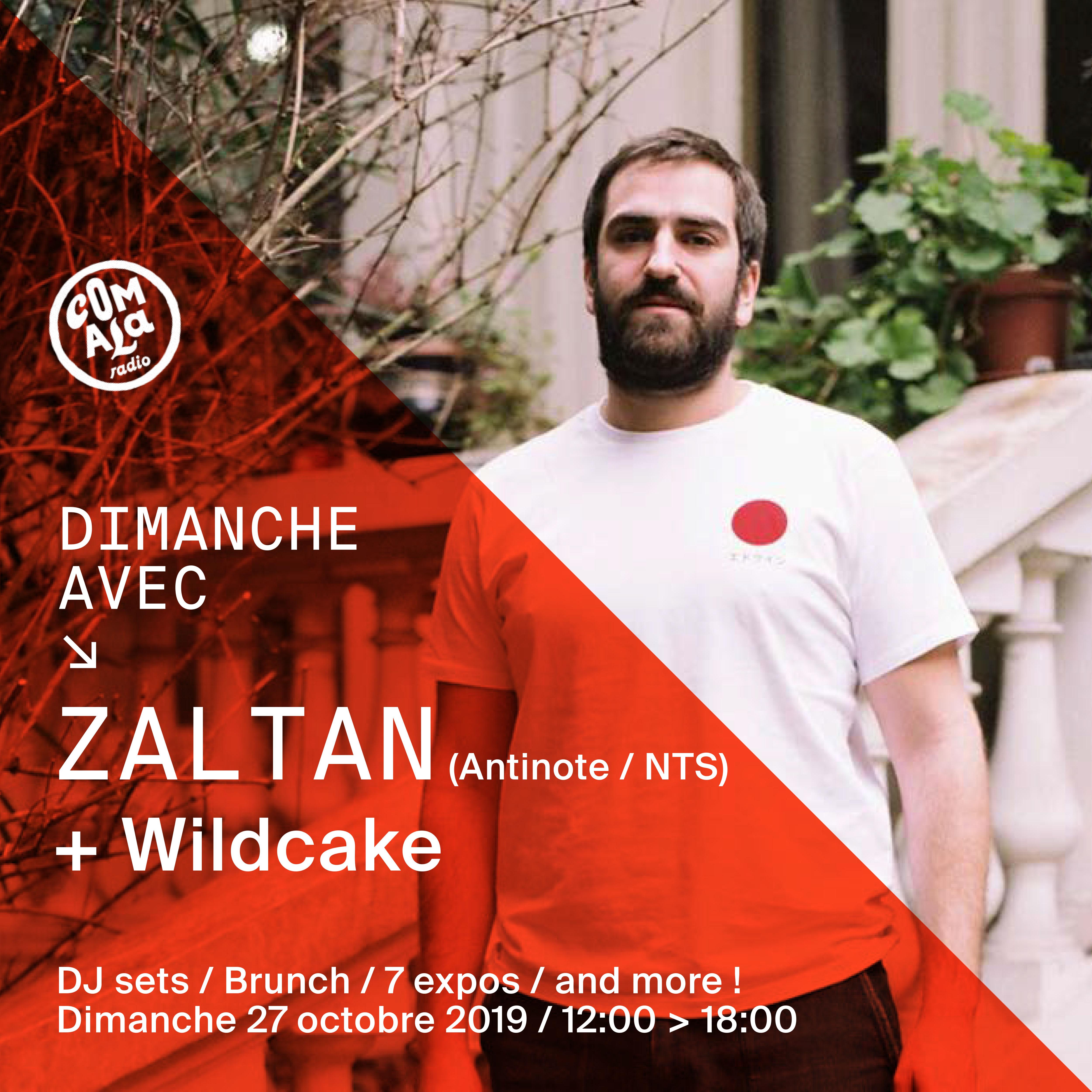 Dimanche avec Zaltan et Wildcake