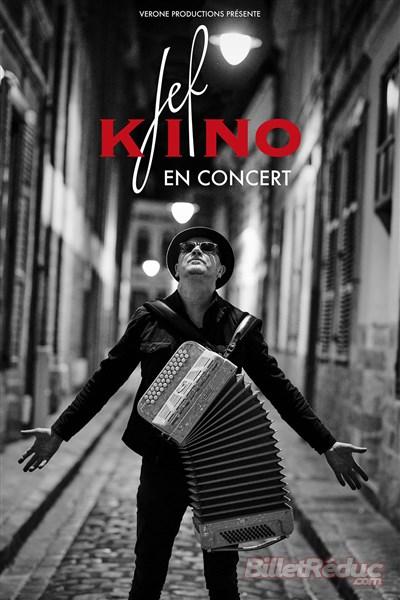 Jef Kino à l'auditorium de Ronchin