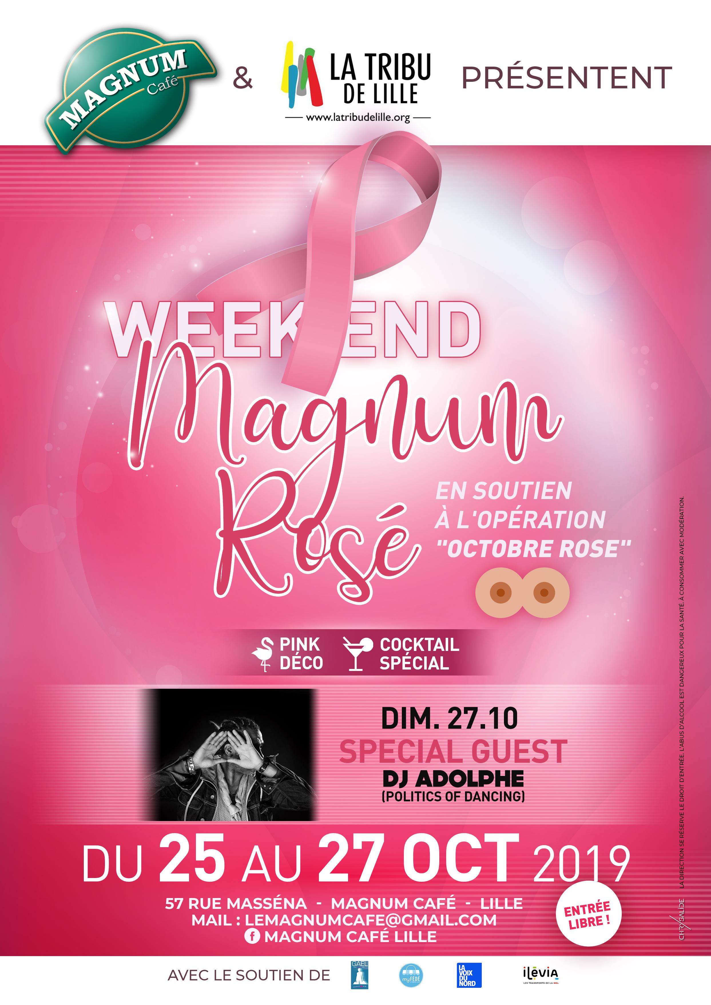 Week-end Magnum Rosé