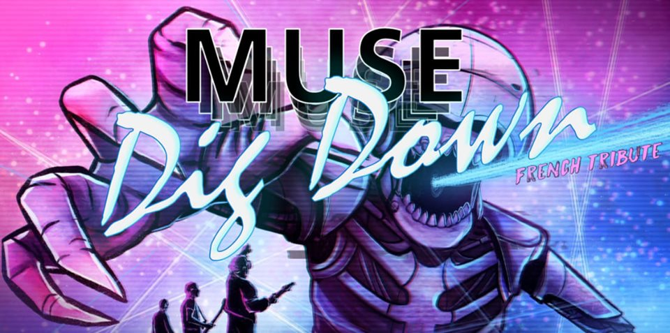 Dig Down – Tribute Muse