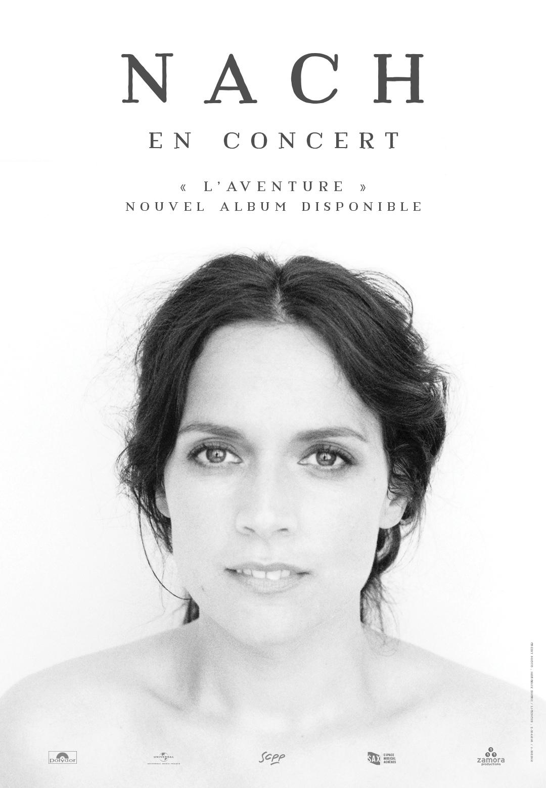 Nach + Benoît Bourgeois – Festival Les Enchanteurs