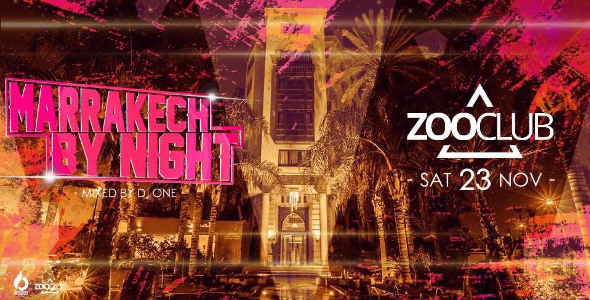 Marrakech by night au Zoo Club
