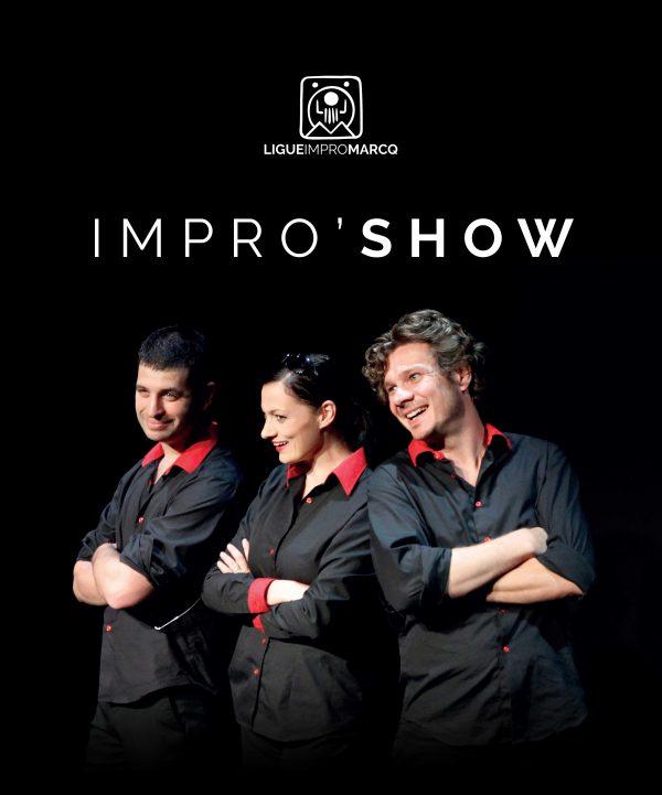 Impro Show au Centre Historique Minier