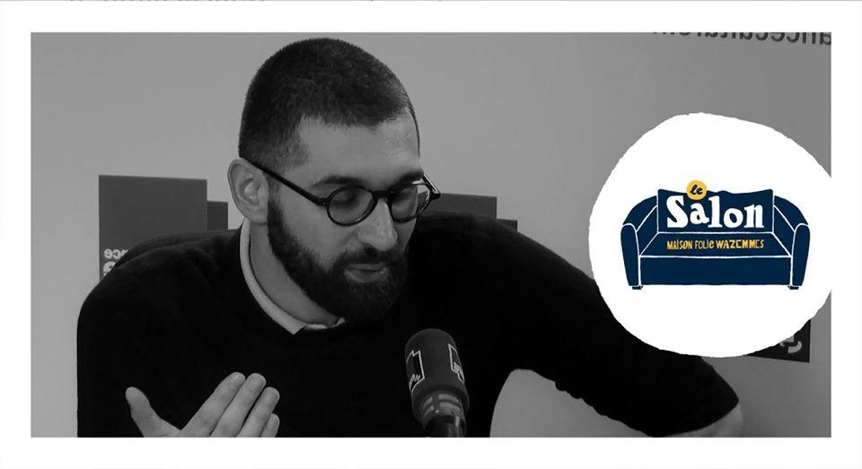 Maxime Cervulle – Conférence