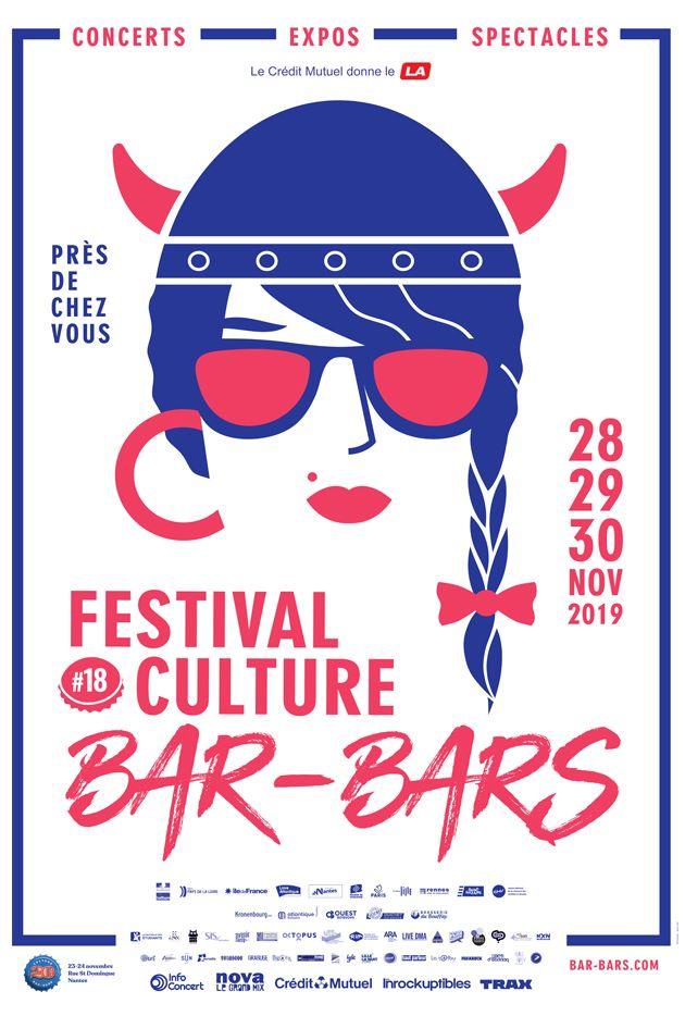 Festival Culture Bar Bars au Dame C