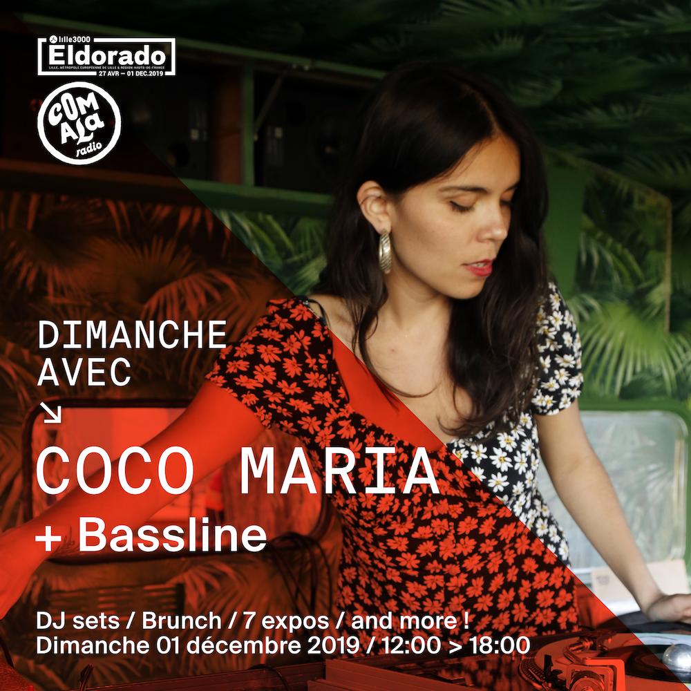 Dimanche avec Coco Maria et Bassline