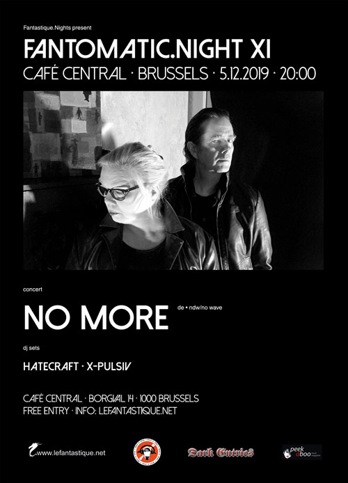No More & DJ sets au Café Central