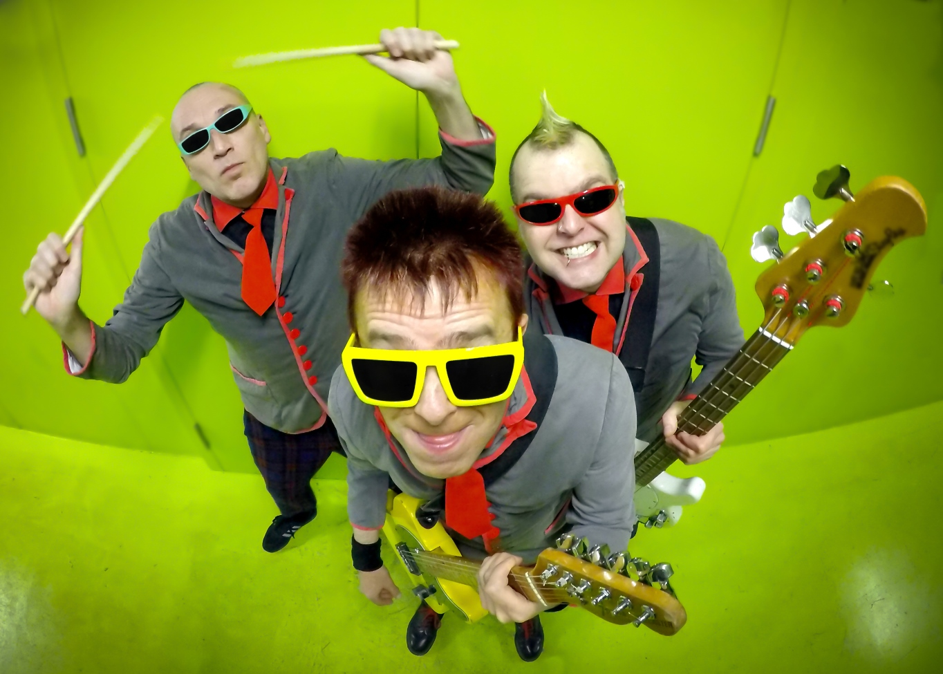 The Toy Dolls – 40th anniversary shows