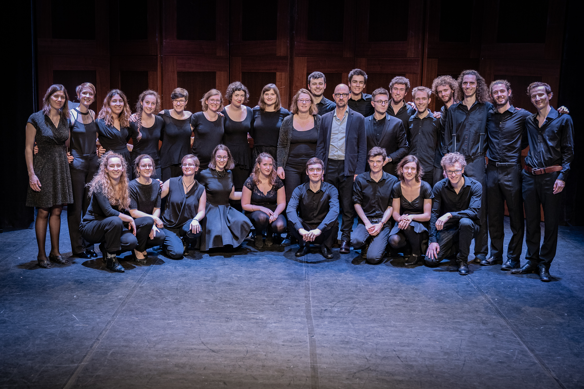 Chant d'ensemble – Le Printemps musical de Silly BeVocaL