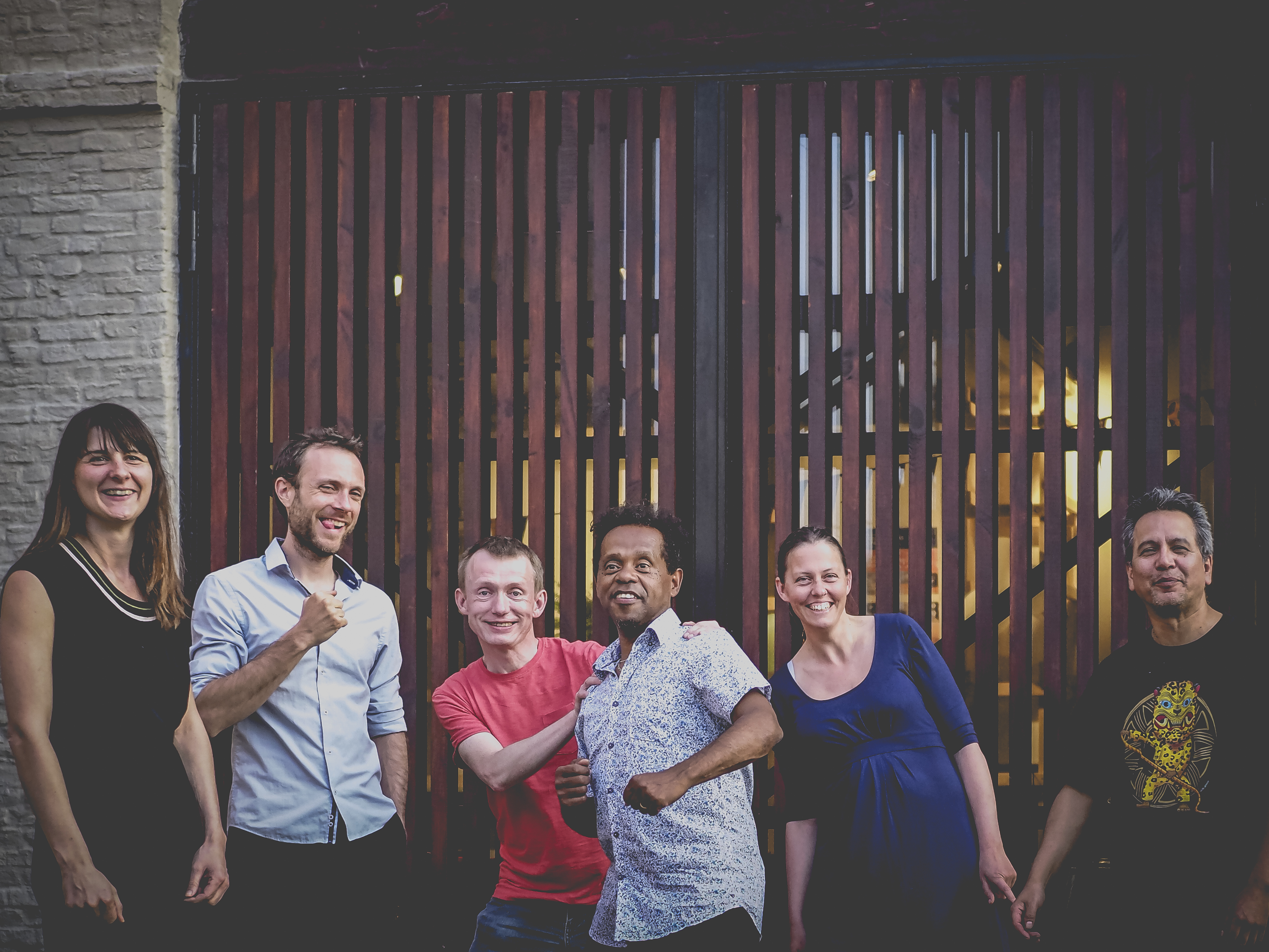 Osman Martins et le Quatuor MP4