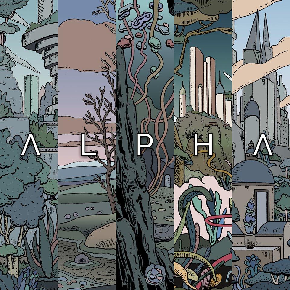 Myriagon - ALPHA