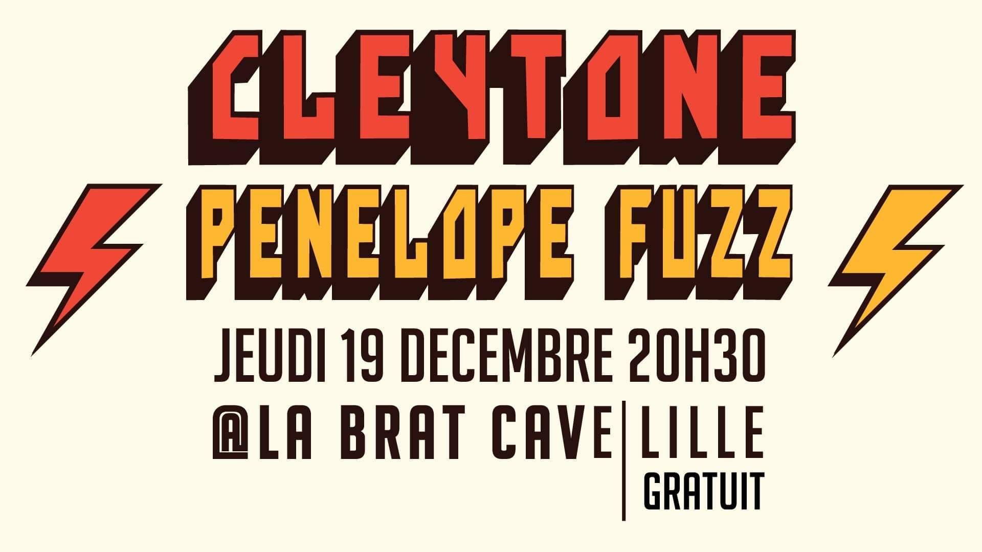 Cleytone + Penelope Fuzz à la Brat Cave