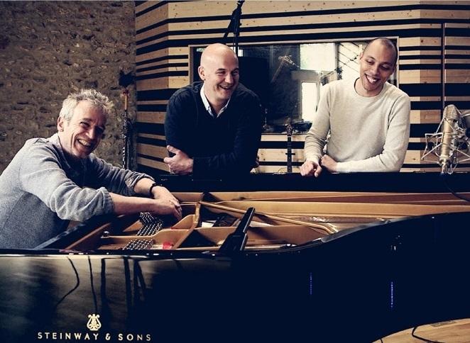 Laurent de Wilde avec New Monk Trio