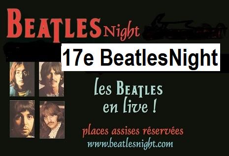 Beatles Night – 17ème édition