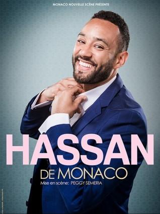 Hassan de Monaco au Spotlight