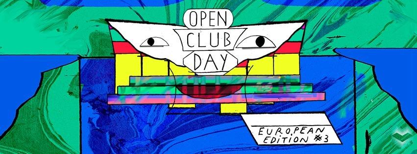 L'Open Club Day au Grand Mix