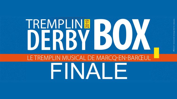 Finale Tremplin musical DerbyBox