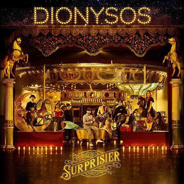 Dionysos + Vertige à l'Aéronef