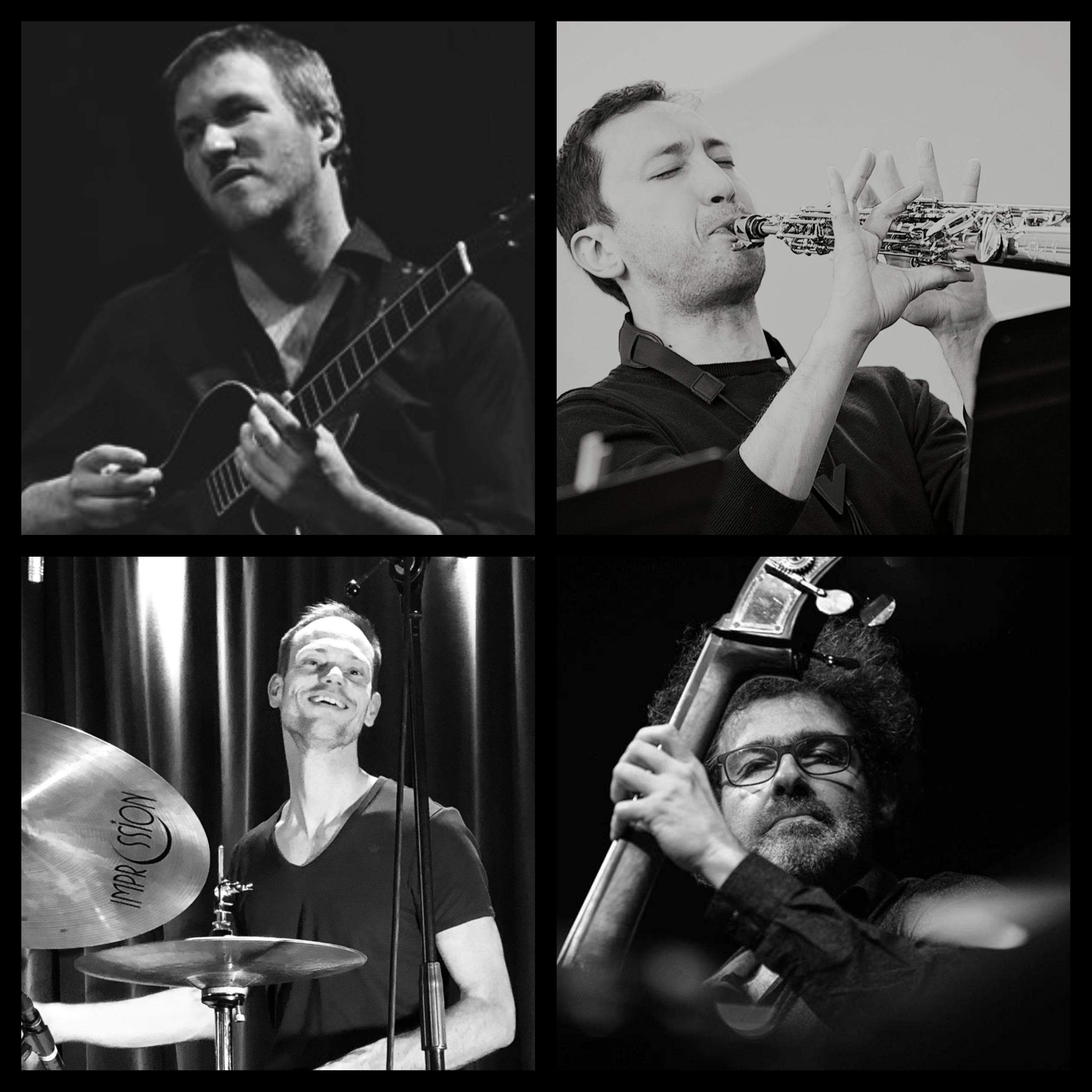 Antoine Duhem trio + Meet