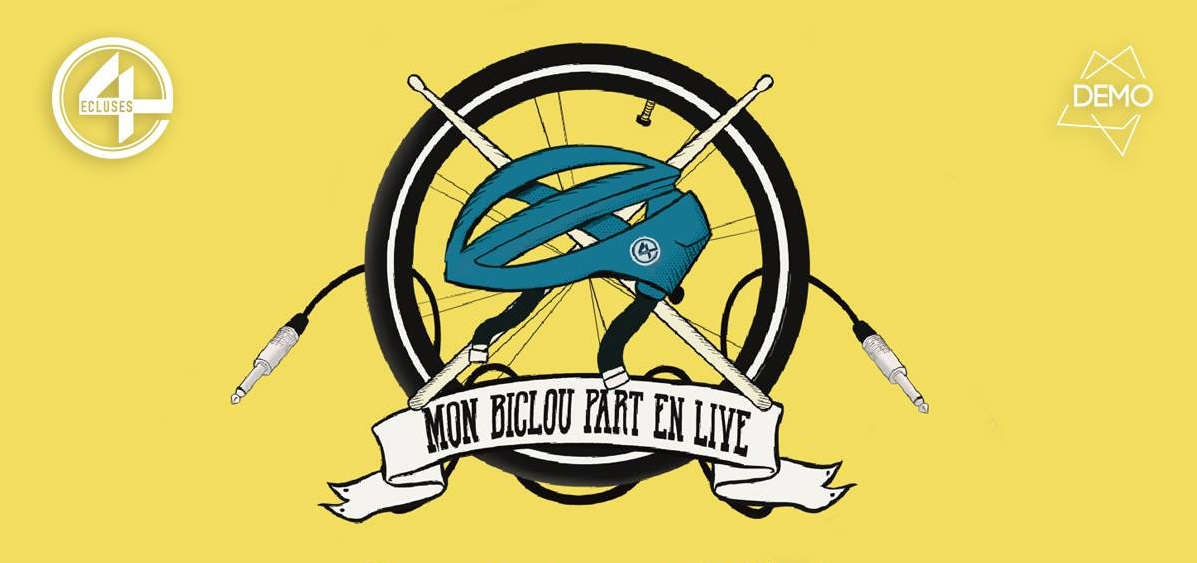 Balades à vélo & Concerts dé-jantés