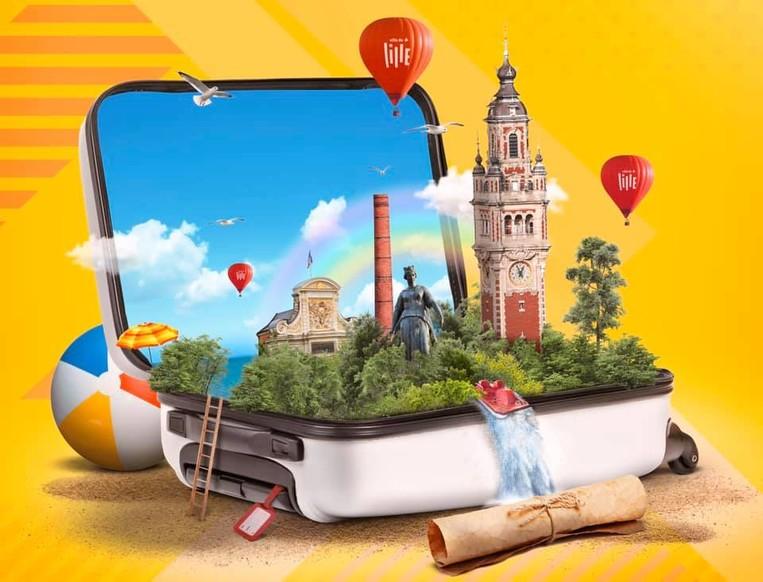 Le barnum itinérant de Voyage, Voyages… à Lille