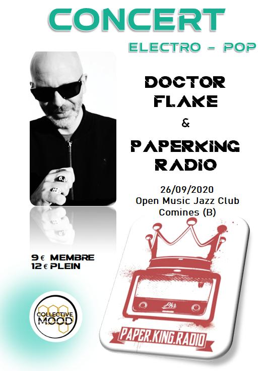 Doctor Flake & Paperking Radio