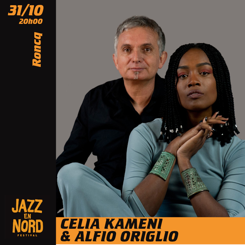 Celia Kameni & Alfio Origlio