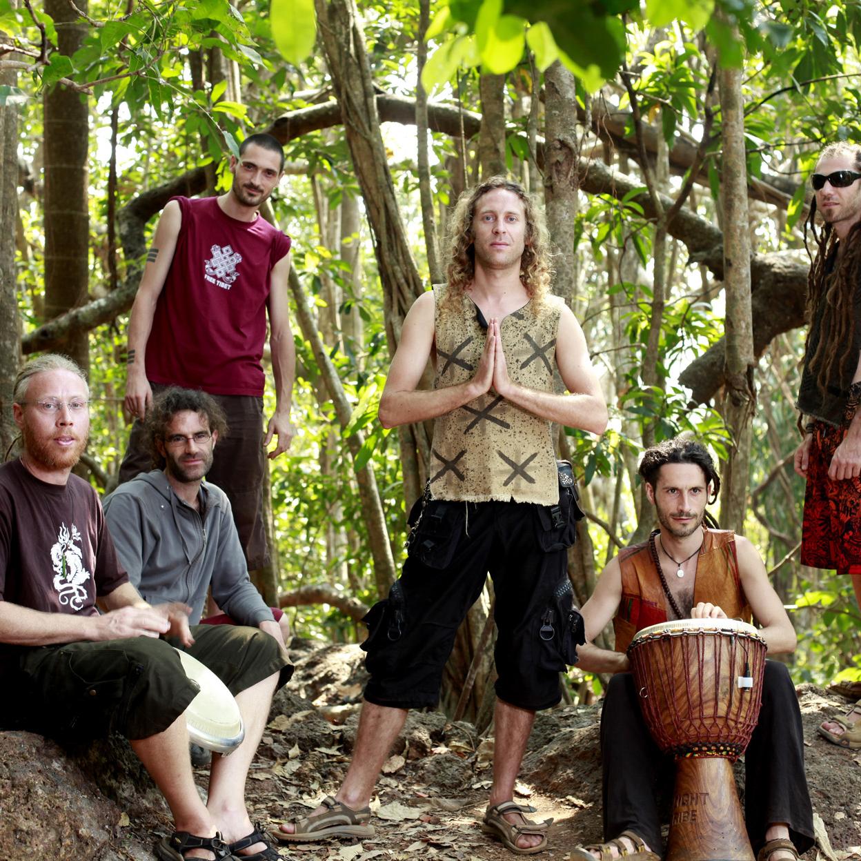 Hilight Tribe + Zalem Delarbre
