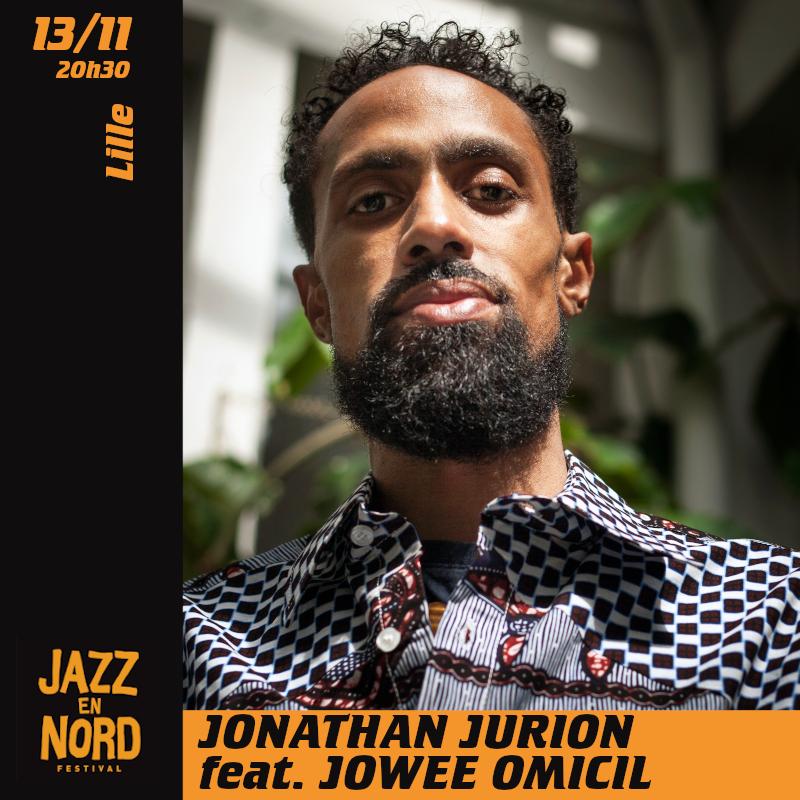 Jonathan Jurion feat. Jowee Omicil
