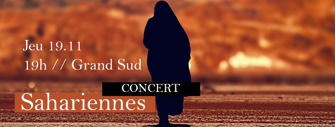 Concert de Sahariennes
