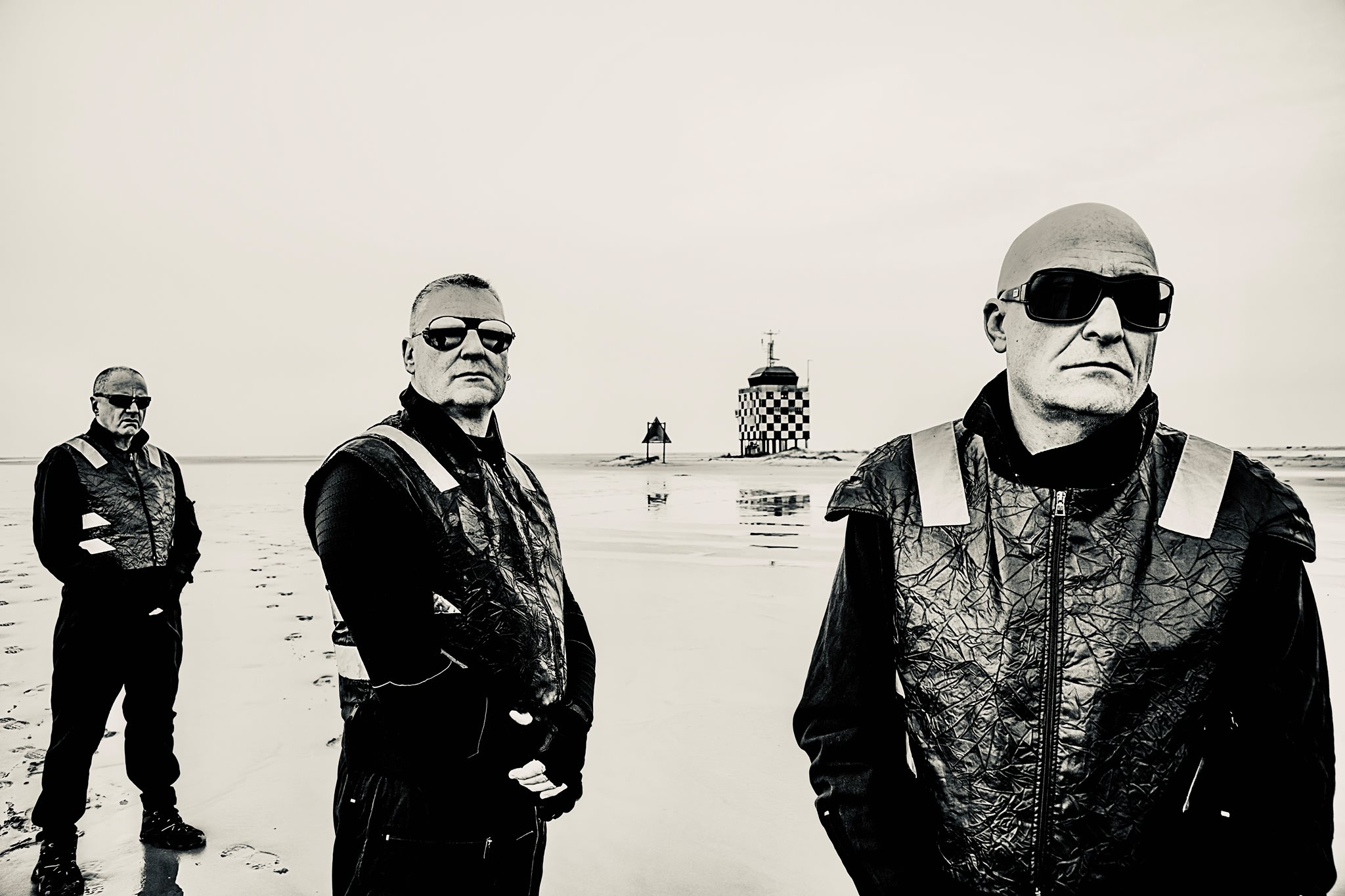 Front 242 + She Past Away