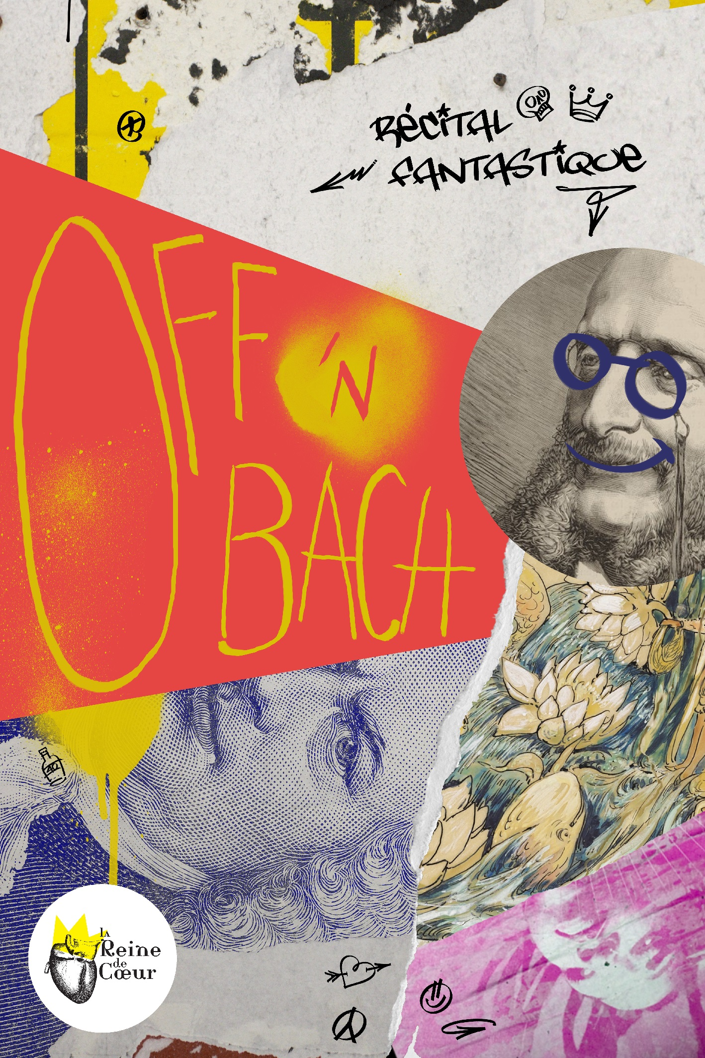 Off'n bach – Récital fantastique