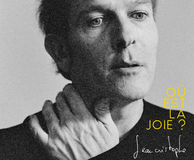 Jeancristophe sort l'EP «Où est la joie ?», et le clip de ce morceau réalisé à Lille