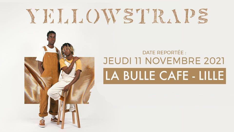 Yellowstraps en concert à La Bulle Café