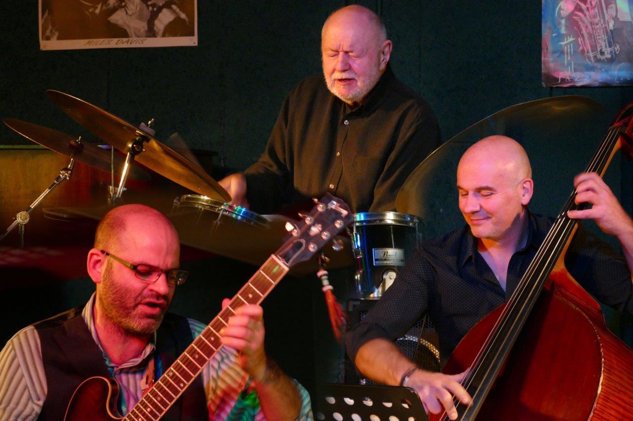 Daniel Humair et le D.R.H. Projet en concert