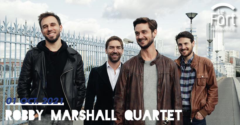 Robby Marshall Quartet