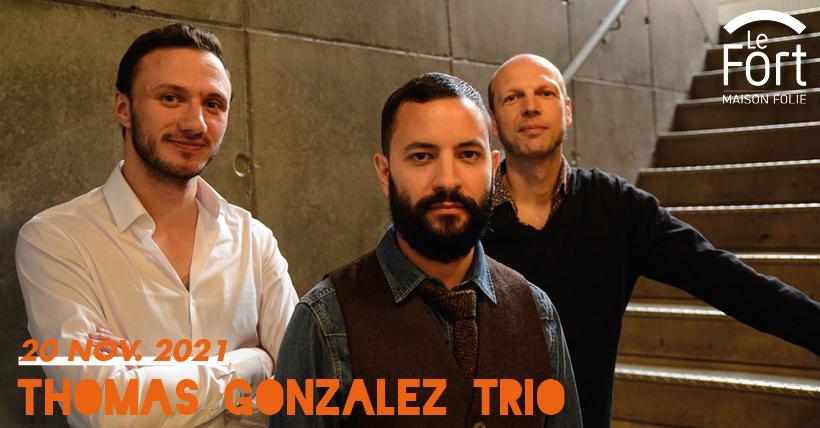 Thomas Gonzalez Trio