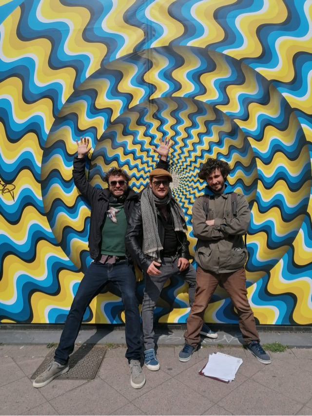 D e q u o i ? – Quartet kraut rock psychédélique