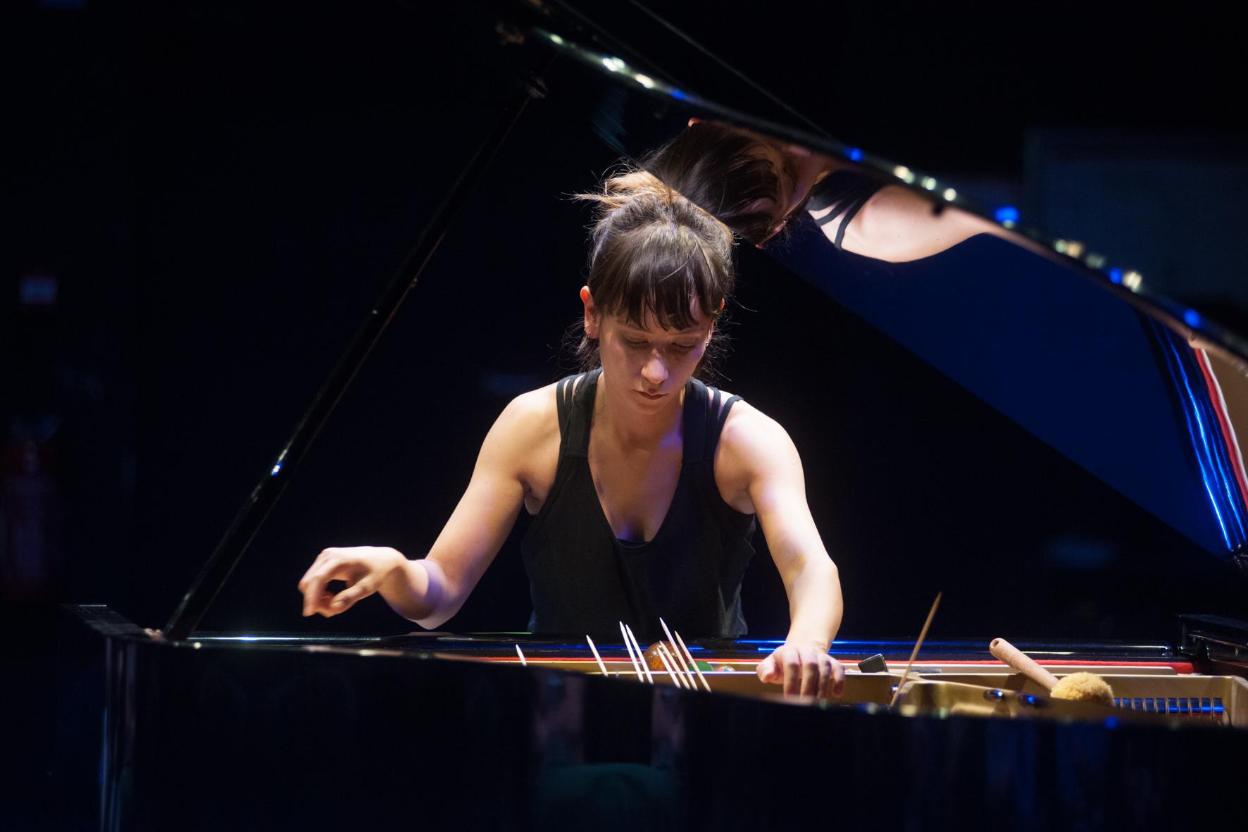 Lun19h – Barbara Dang et le département jazz du Conservatoire de Tourcoing