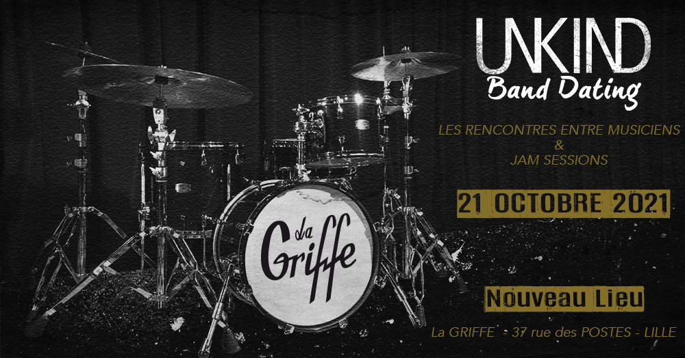 Unkind Band Dating – Le grand retour !