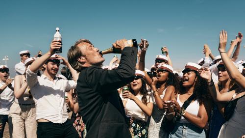 «Drunk» : Mads Mikkelsen dans le nouveau film du réalisateur de «Festen» et «La Chasse»