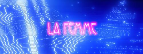 La Femme – Paradigmes Tour
