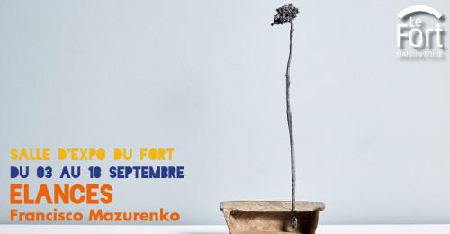 Élancés, une exposition de Francisco Mazurenko