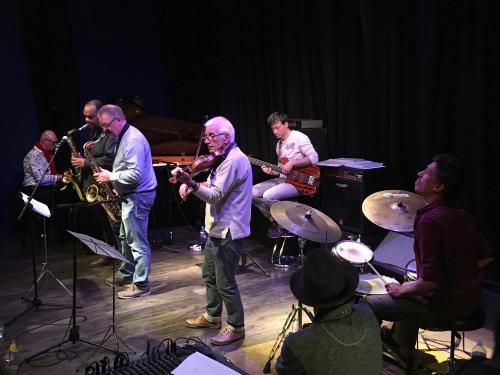 Jam session – Jazz-club de Dunkerque