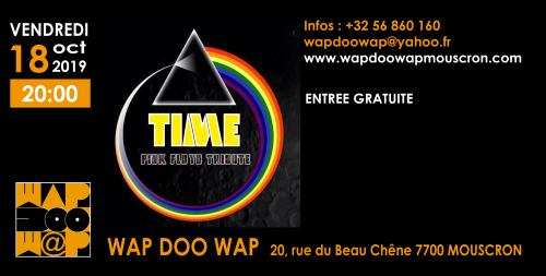 Time – Tribute to Pink Floyd
