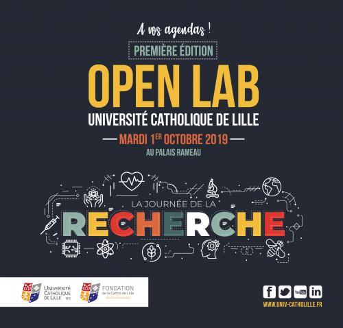 Open Lab, la journée de la recherche