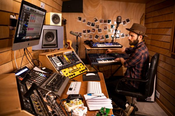 Road Studio, le studio d'enregistrement mobile